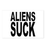Aliens Suck Postcards (Package of 8)