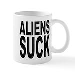 Aliens Suck Mug