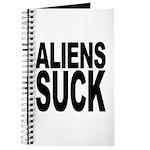 Aliens Suck Journal