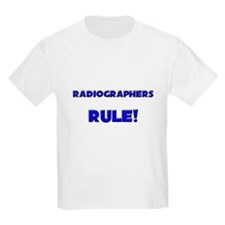 Radiographers Rule! T-Shirt