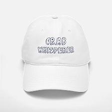 Crab Whisperer Baseball Baseball Cap