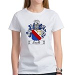 Novelli Family Crest Women's T-Shirt