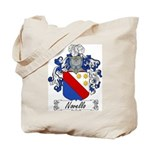 Novelli Family Crest Tote Bag