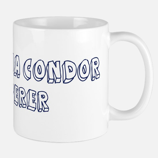 California Condor Whisperer Mug