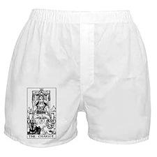 The Chariot Tarot Card Boxer Shorts