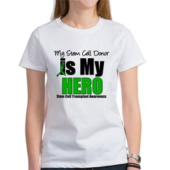 My Stem Cell Donor is My Hero Tee