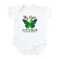 Sister SCT Gift of Life Infant Bodysuit