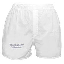 Brook Trout Whisperer Boxer Shorts