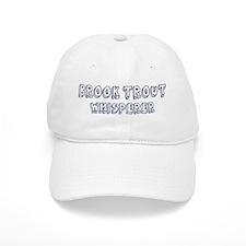 Brook Trout Whisperer Baseball Cap