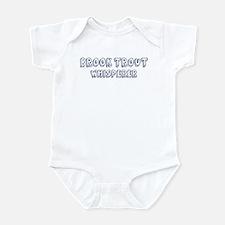 Brook Trout Whisperer Infant Bodysuit