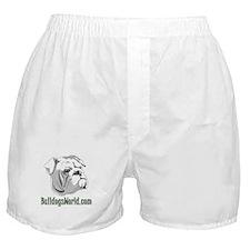 Green Logo Boxer Shorts