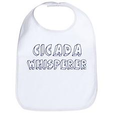 Cicada Whisperer Bib