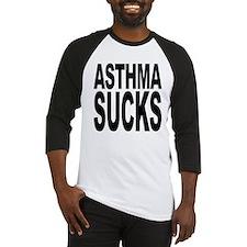 Asthma Sucks Baseball Jersey