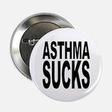 "Asthma Sucks 2.25"" Button (10 pack)"