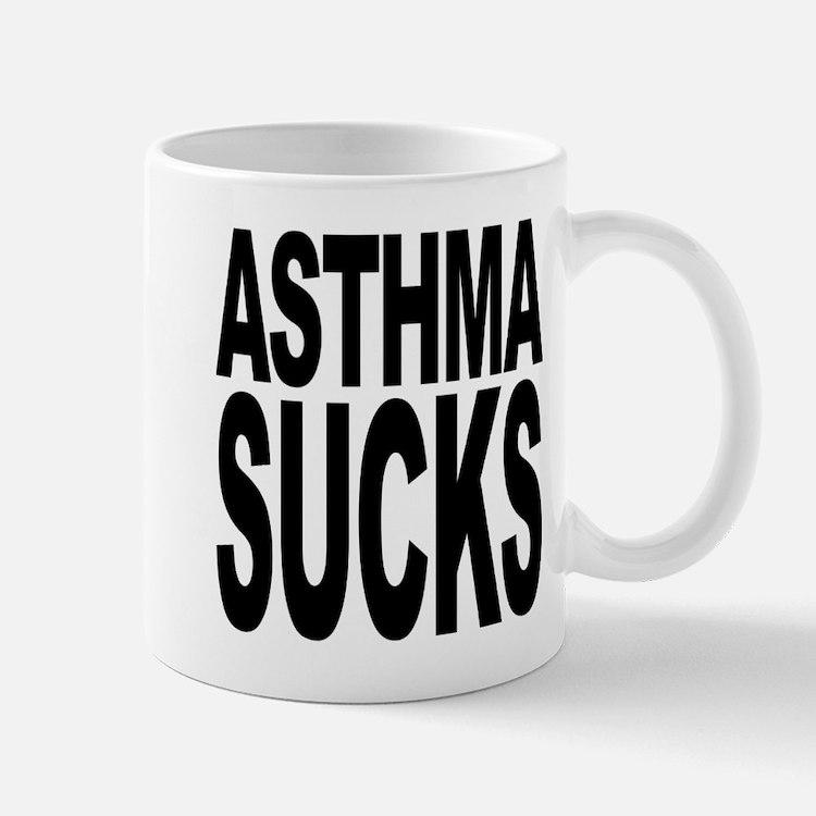 Asthma Sucks Mug