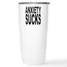 Anxiety Sucks Travel Mug