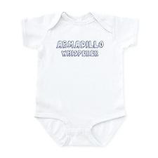 Armadillo Whisperer Infant Bodysuit