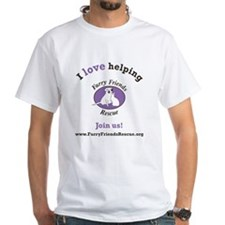 Shirt : I love helping Furry Friends