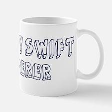 Chimney Swift Whisperer Mug