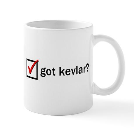 Mug - Got Kevlar?