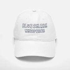 Blue Shark Whisperer Baseball Baseball Cap
