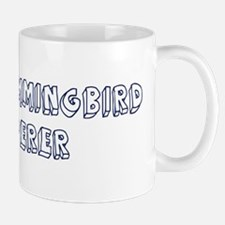 Annas Hummingbird Whisperer Mug