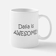 Cute I love dalia Mug