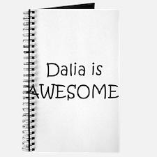 Cute Dalia Journal