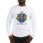 Oliviera Family Crest Long Sleeve T-Shirt