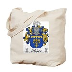 Oliviera Family Crest Tote Bag