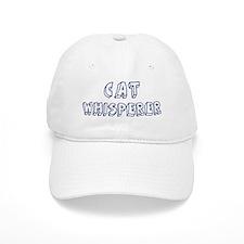 Cat Whisperer Baseball Cap