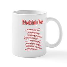 Vasculitis Mug