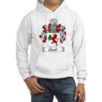 Onesti Family Crest Hooded Sweatshirt