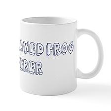 African Clawed Frog Whisperer Mug