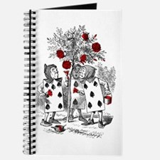 Painting the Roses Red Journal