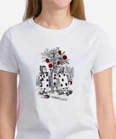 Painting the Roses Red Tee
