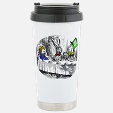 Mad Hatter's Tea Party Travel Mug