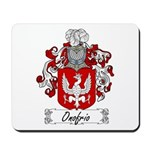 Onofrio Family Crest Mousepad