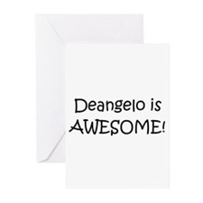 Deangelo's Greeting Cards (Pk of 10)