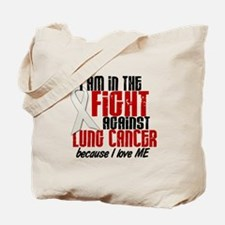 In The Fight 1 LC (Me) Tote Bag