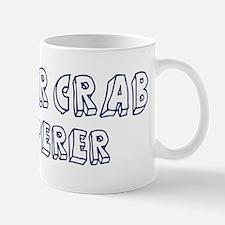 Fiddler Crab Whisperer Mug