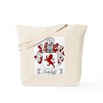 Ordelaffi Family Crest Tote Bag