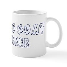 Fainting Goat Whisperer Mug