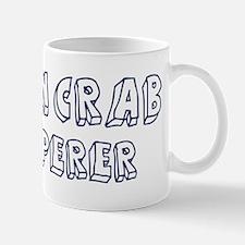 Green Crab Whisperer Mug