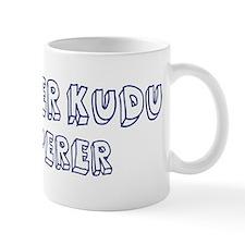 Greater Kudu Whisperer Mug