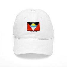 Antigua Barbuda Flag Baseball Cap