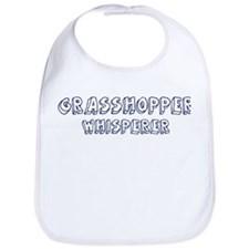 Grasshopper Whisperer Bib