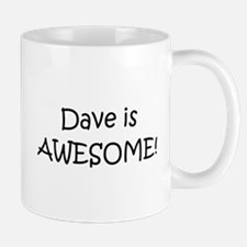 Cute I love dave Mug