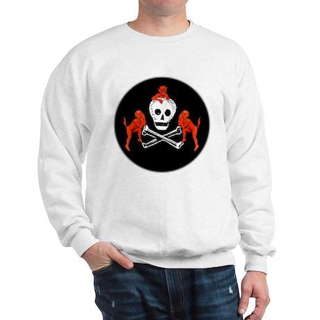 Devils & Skull Sweatshirt