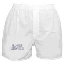 Eagle Whisperer Boxer Shorts